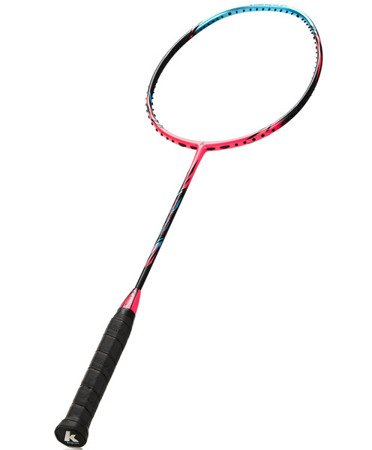 Badminton racket Kawasaki EXPLORE X260 red