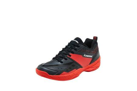 Shoes Kawasaki K-359 Ninja series black-red